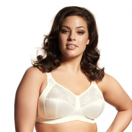 Caitlyn Soft Cup Non Wired Bra