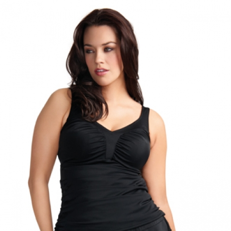 Size 22 Essentials Tankini Top
