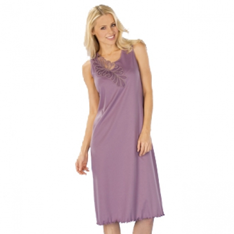 Sleeveless Nightdress Nightwear