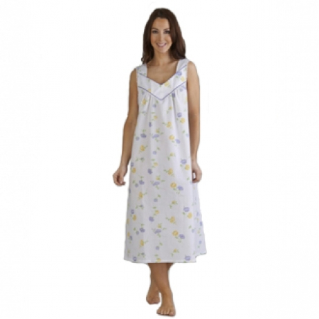 Broad Strap Nightdress