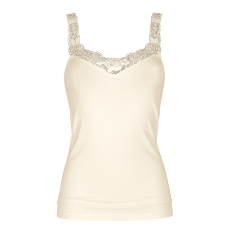 Emotions Lace Strapped Camisole Top