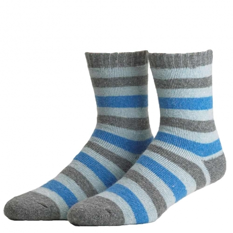 Stripe Leisure Socks