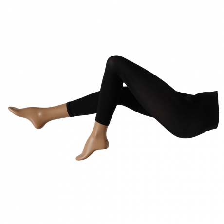 London Footless Tights Plus Size Collection