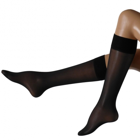 Boston Knee-High Plus Size Socks