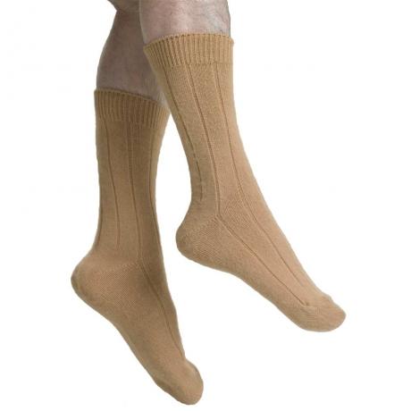 Men`s Soft Top Bed Socks Bedsocks