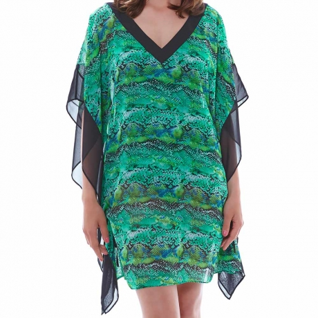 Arizona Kaftan Beach Cover-Up