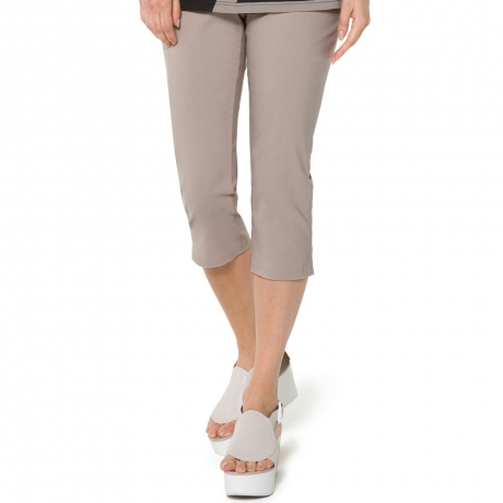 Summer Cropped Trousers Doris Streich Clothes