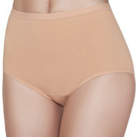 Essential Cotton Queen Maxi Brief 2 Pack