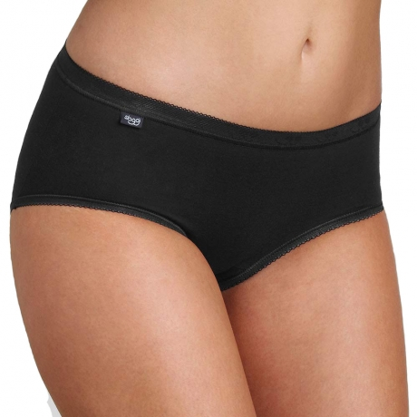 Basic Range Midi 3+1 PK Briefs