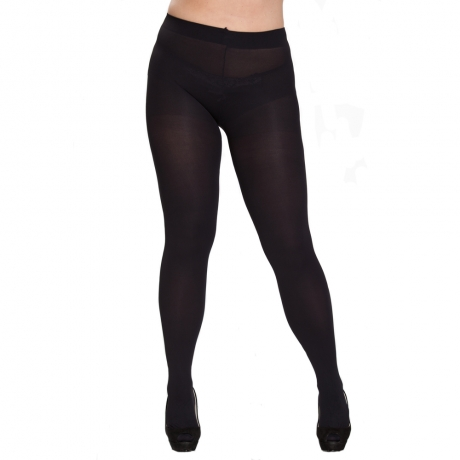 Plus Size 180 DEN Bamboo Tights