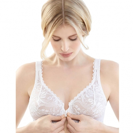 Wonderwire Lace Front Close Bra Wonderwire