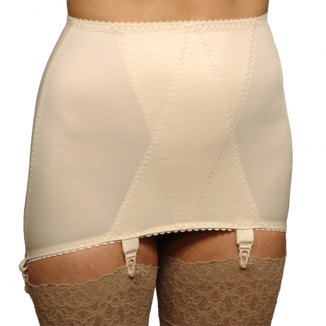 Size 28 Open Panty Girdle