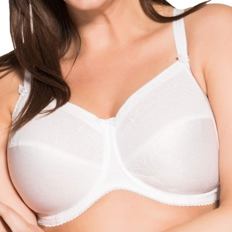 Amelie Wired bra H+