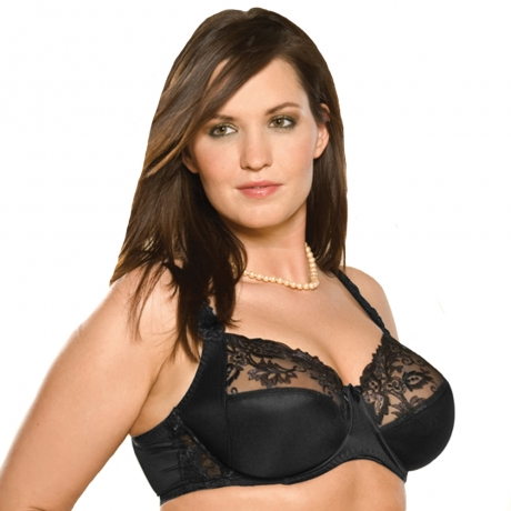 52D Elise Non Wired Support Bra