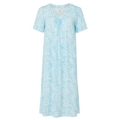 BOGOF Short Sleeve V-neck Nightdress