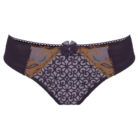 Pompadour Shorty Thong