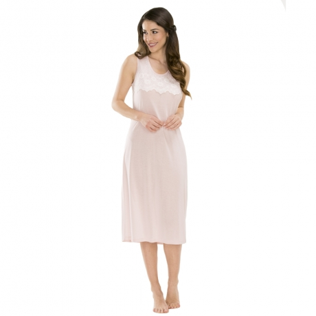 Summer Light Sleeveless Nightdress Nightwear