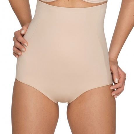 Perle High Waisted Shaping Briefs Perle