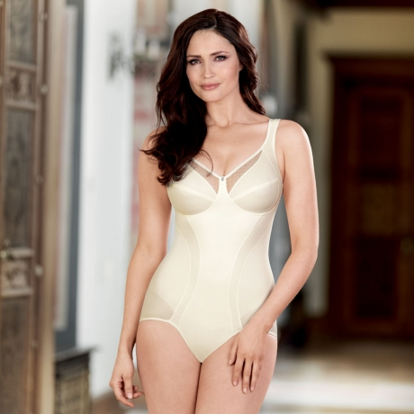 40E Valentina Side Support Soft Cup Corselette