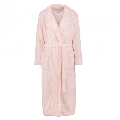 Cosy Soft Touch Wrap Housecoat