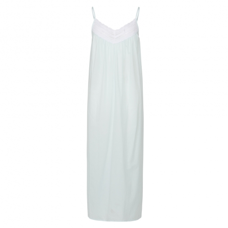 Pure Cotton Spaghetti Strap Nightdress