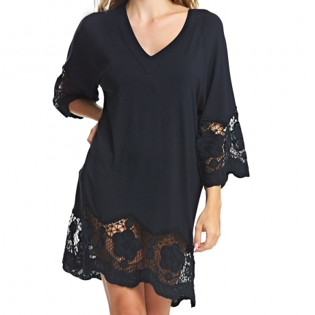 Size 12 Dione Tunic Beach Cover-up