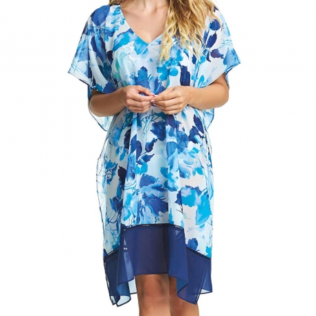 Size 12 Capri Kaftan Cover-up