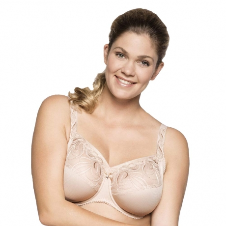 46H Carmen Wired Bra H+