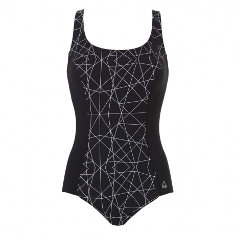 Size 26 Chlorine Resistant Moulded Cup Shaping Swimsuit
