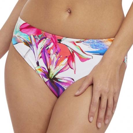 Paradise Bay Mid Rise Bikini Briefs