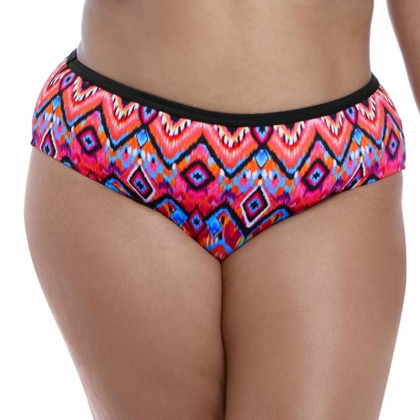Tribe Vibe Mid Rise Briefs