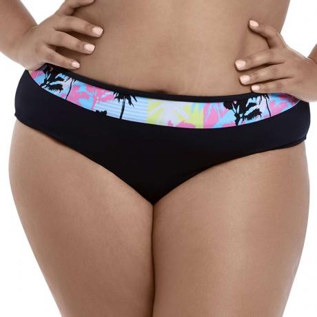 Malibu Days Mid Rise Bikini Briefs