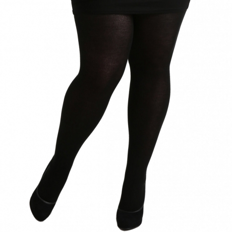 Curvy Super Stretch 90 Denier Tights