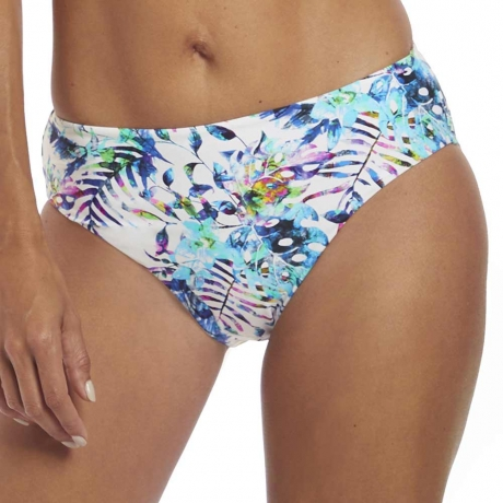 Fiji Mid Rise Bikini Briefs