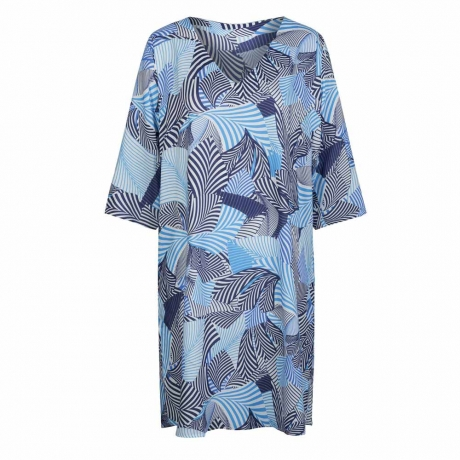 3d0b9b3de9d27 Riviera Chic Sidonia Moulded Cup Control Swimsuit by Anita Comfort. £90.00  7311 maritime blue · Riviera Chic Garda Tunic Beach Dress