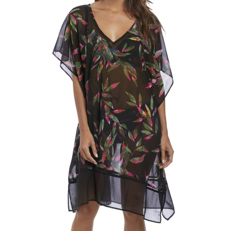 Palawan Kaftan Beach Cover Up