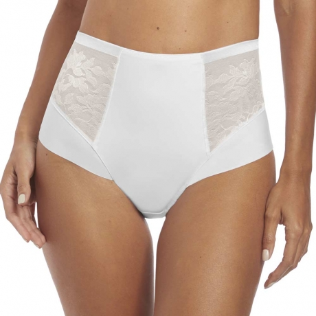 Illusion High Waist Briefs