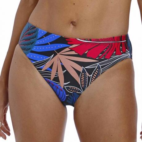Monte Cristi Mid Rise Bikini Briefs