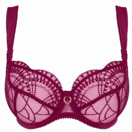 Diane Low-Necked Underwired Bra