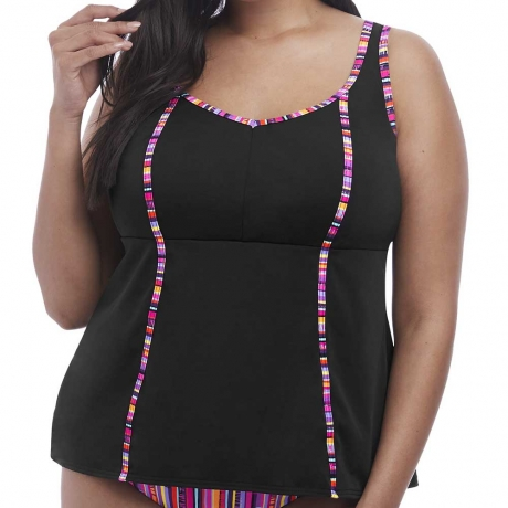 Nomad Soft Cup Tankini Top