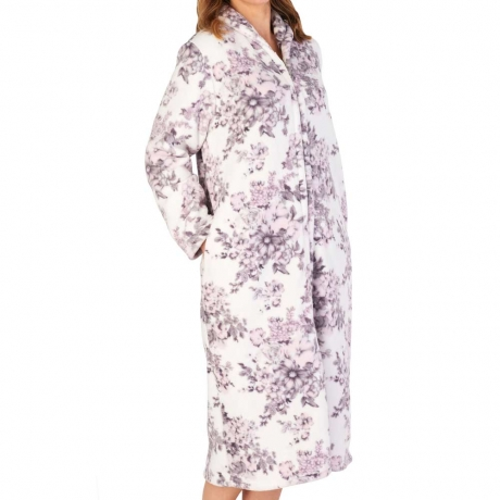new products sale 100% top quality Housecoat/ dressing gown/ wrap Ladies Nightwear, Plus Size ...