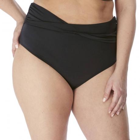 BLACK,Elomi Swim,Magnetic,2020,bikini briefs,ES7196