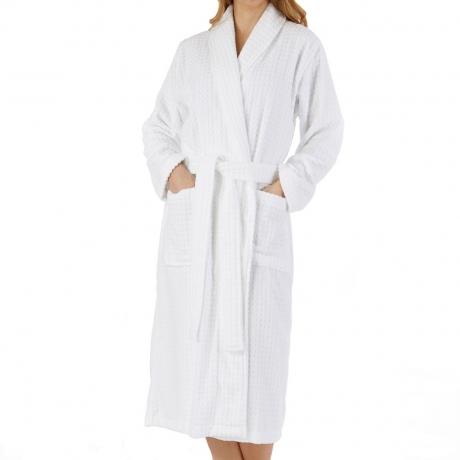 WHITE,Slenderella,2020,Housecoat,HC1310