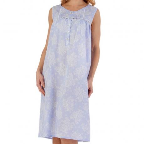 BLUE,Slenderella,Nightdress,2020,ND55211
