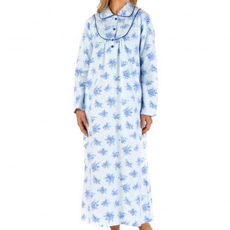 BLUE,Slenderella,2020,Nightdress,ND66212
