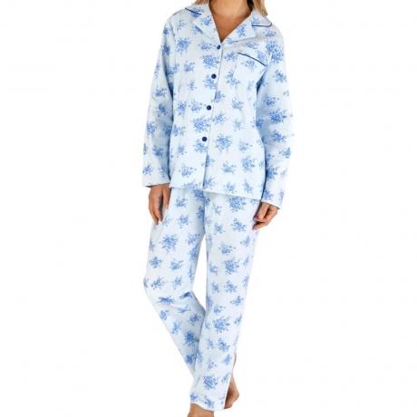 BLUE,Slenderella,2020,Pyjama Set,PJ66213