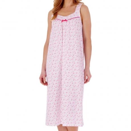 Slenderella Nightdress in pink ND77104
