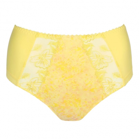 PrimaDonna Wild Flower Briefs in lemon sorbet 0563131