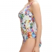 Agra Cross Front Underwired Control Swimsuit