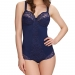 Jacqueline Lace Support Wired Body